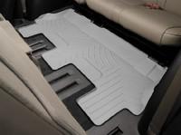 Коврики резиновые WeatherTech для Toyota Sequoia 2012+ третий ряд серые (460936)