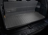 Коврик резиновый WeatherTech для Toyota Sequoia 2012+ в багажник черный (40345)