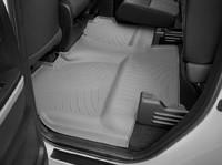 Коврики резиновые WeatherTech для Toyota Tundra 2012+ задние серые (460939)