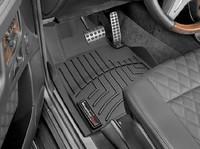 Коврики резиновые WeatherTech для Mercedes G-Class (W463/464) 2013+ передние черные (444941)