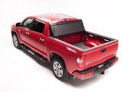 Крышка кузова складная с рельсами BAK для Toyota Tundra 2007 G2  6.7 Crew/Double Cab (226410T)
