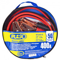 Провода пусковые PULSO 400А (до -50С) 2,5м в чехле (ПП-25451-П)
