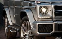 Расширители колесных арок для Mercedes G 7 см