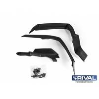 Расширители арок RIVAL ATV BRP Outlander MAX 450L/500L/570L (2015+)  (S.0031.1)