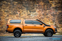 Кунг hardtop canopy для Ford Ranger 2012-2020 (BUDDY без боковых стекл)