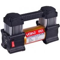 Компрессор VOIN 150psi переходник на клеммы/ 2 цилиндра (VP-620)