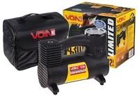 Компрессор VOIN 150psi переходник на клеммы/ 2 цилиндра (VL-430)
