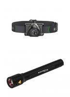 Подарочный набор фонарей Led Lenser MH6+P6 (7001863)