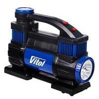 Компрессор ViTOL 150psi переходник на клеммы (K-70)