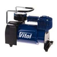 Компрессор ViTOL 150psi прикуриватель (K-40)