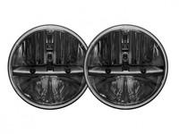 Фара головного света RIGID 7″ , комплект 2 шт. (DOT сертификация)