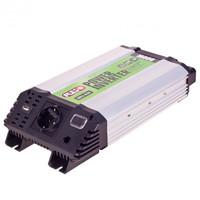 Преобразователь напряжения PULSO/IMU 820/12V-220V/800W/USB-5VDC2.0A/мод.волна/клеммы (IMU-820)