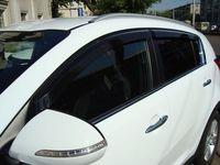 Ветровики на окна (тонированные) EGR KIA SPORTAGE 10+ # 92441010B