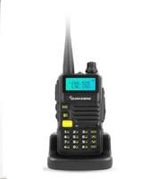 QUANSHENG UV-R50 рация + гарнитура в подарок (585)