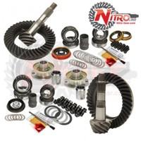 Комплект Главных Пар c набором для установки, Toyota F&R Gear Package Kit, 5.29 Ratio, LC II, Bundera LJ-RJ, LC 70-73-78 [KZJ] Nitro Gear and Axle GPLJ70-529 (GPLJ70-529)