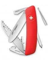 Нож Swiza J06, красный (4007334)