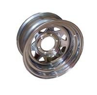 Колесные диски хромированные (15x10 6x139.7 ET-50)