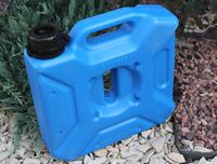 Экспедиционная канистра «экстрим+» 5 литров (синяя)