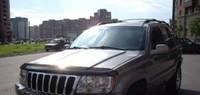 Дефлектор капота Jeep Grand Cherokee 1999-05 EGR (EGR5031)