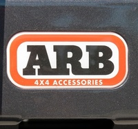 Логотип для кунга ARB (215611)