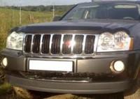 Дефлектор капота Jeep Grand Cherokee 2005-10 EGR (038071)