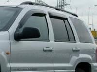 ветровики, к-т 4 шт Jeep Grand Cherokee 1999-04 EGR (92425007)