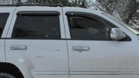 Ветровики, к-т 4 шт Jeep Grand Cherokee 2005-10 EGR (92425009B)
