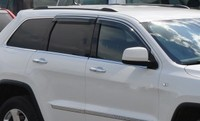 Ветровики, к-т 4 шт Jeep Grand Cherokee 2011-19 EGR (92425010B)