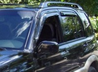 Ветровики, к-т Jeep Grand Cherokee 1998- EGR (92490011B)