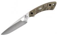 Нож Buck Open Season® Small Game, green micarta (4007464)