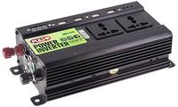 Преобразователь напряжения PULSO/IMU 420/12V-220V/400W/4USB-5VDC2.0A/LED/мод.волна/клеммы (IMU-420)
