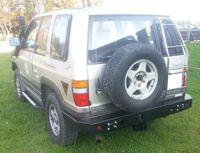 Задний бампер для Opel Monterey(1992-1997)