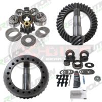 Комплект Главных Пар JK Rubicon (D44/D44) 5.38 gear package front & rear with master overhaul kits (Rev-JK-Rub-513 RG)