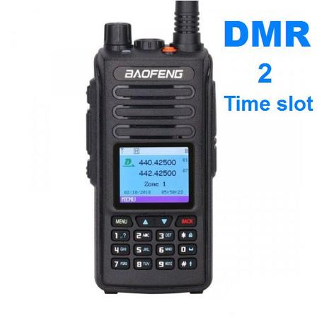 Цифровая рация DMR Baofeng DM-1702 (709)