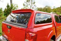 Кунг hardtop canopy окна вверх для Nissan Navara NP300 D23 ( Frontier np 300 ) Spain 2016+