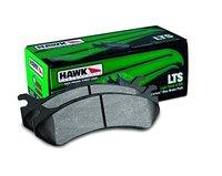 Тормозные колодки HAWK для NISSAN Navara/D40/Pathfinder (HB618Y.625)