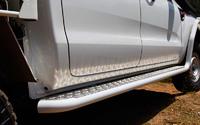Подножки силовые  TJM Ford Ranger 2012+ (735SBSSK21T)