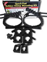 Набор резиновых креплений Quick Fist Rubber Clamp Mounting kit