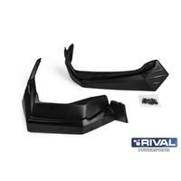 Расширители арок (широкие) RIVAL UTV Polaris RZR 1000 (2013+) (S.0038.1)