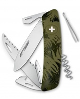 Нож Swiza C05, olive fern (4007348)