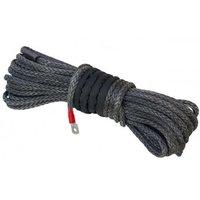 Синтетический трос ORPRO 25м 12мм (черный, Dyneema) 13т (ORP-TK0055)