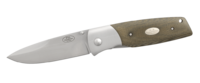 "Нож Fallkniven ""PXL Magnum Folder"" green micarta (4007152)"