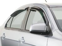 Ветровики на окна (тонированые) EGR NISSAN JUKE 2010+ # 92463040B