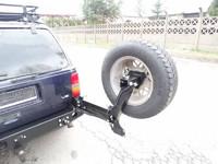 Крепление запасного колеса для Grand Cheeroke WJ (1999-2004)