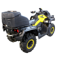Расширители арок PANZERBOX ATV Can Am Outlander G2