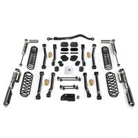 """Комплект подвески Alpine CT2 Falcon SP2 3.3 Fast Adjust лифт 2,5"""" TeraFlex для Jeep Wrangler JL 4-х дверный (TX1522033)"""