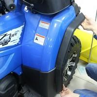 Расширители арок PANZERBOX ATV CFMoto X4