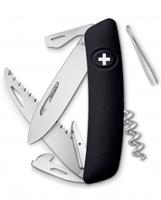 Нож Swiza D05, черный (4007329)
