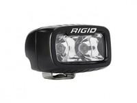 Фара RIGID SR-M Серия PRO (2 светодиода, ближний)