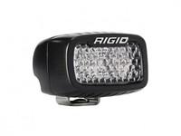 Фара RIGID SR-M Серия PRO (2 светодиода, рабочий, дугообразное крепление)